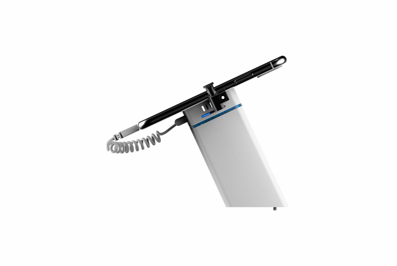 Soporte de seguridad de la pantalla del teléfono celular con control remoto IR